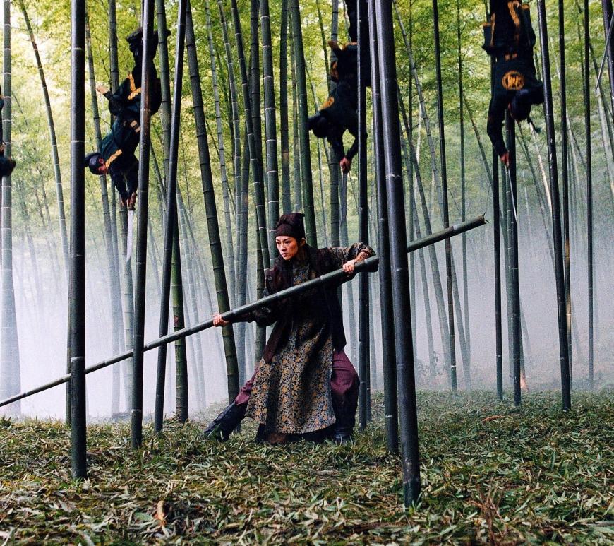 La foresta dei pugnali volanti - CineFatti