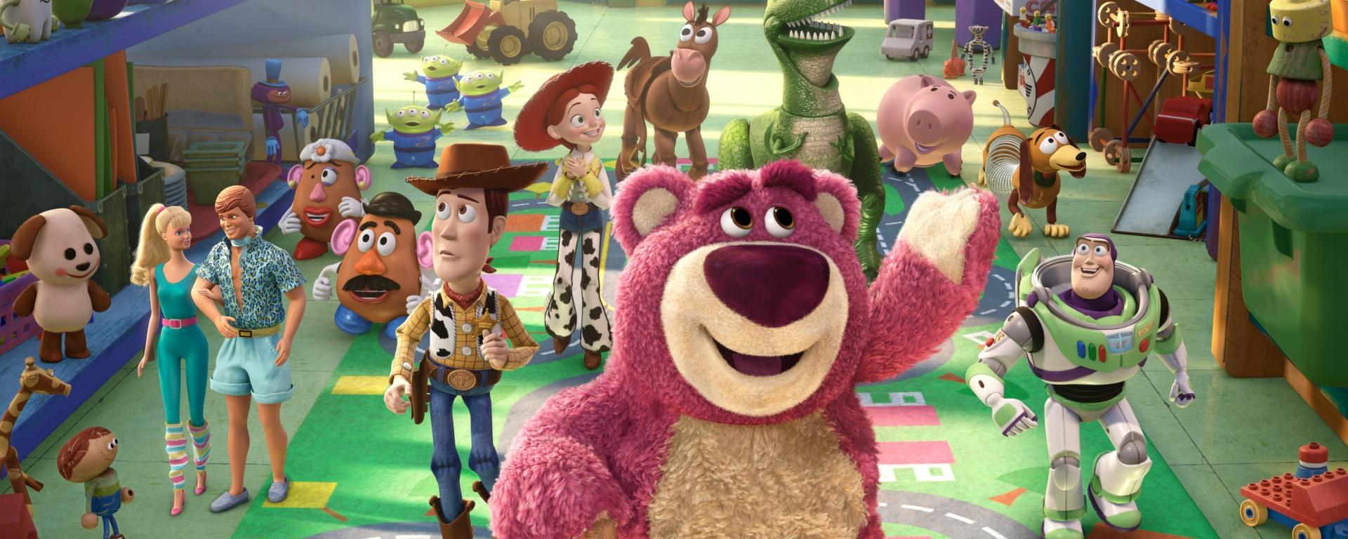 Toy Story 3 - CineFatti