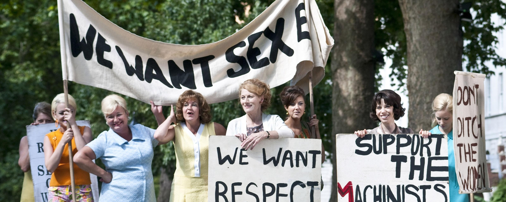 We Want Sex - CineFatti