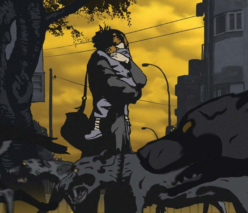Valzer con Bashir - Animazione not only USA
