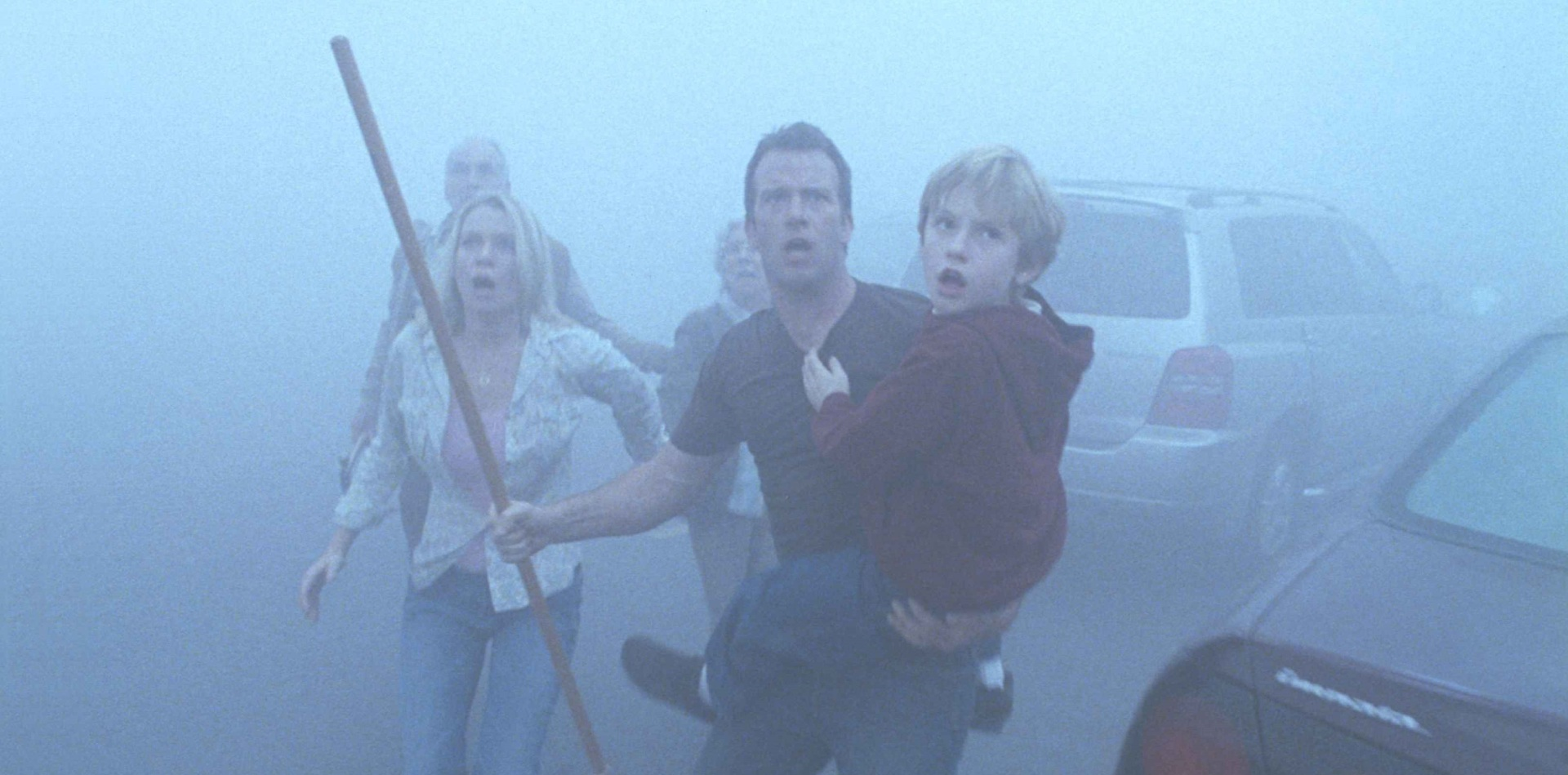 The Mist - CineFatti