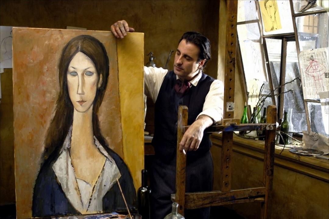 Modigliani, i colori dell'anima - CineFatti, Recensione