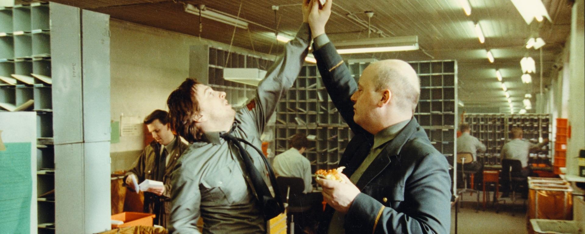 Posta celere - CineFatti, Recensione
