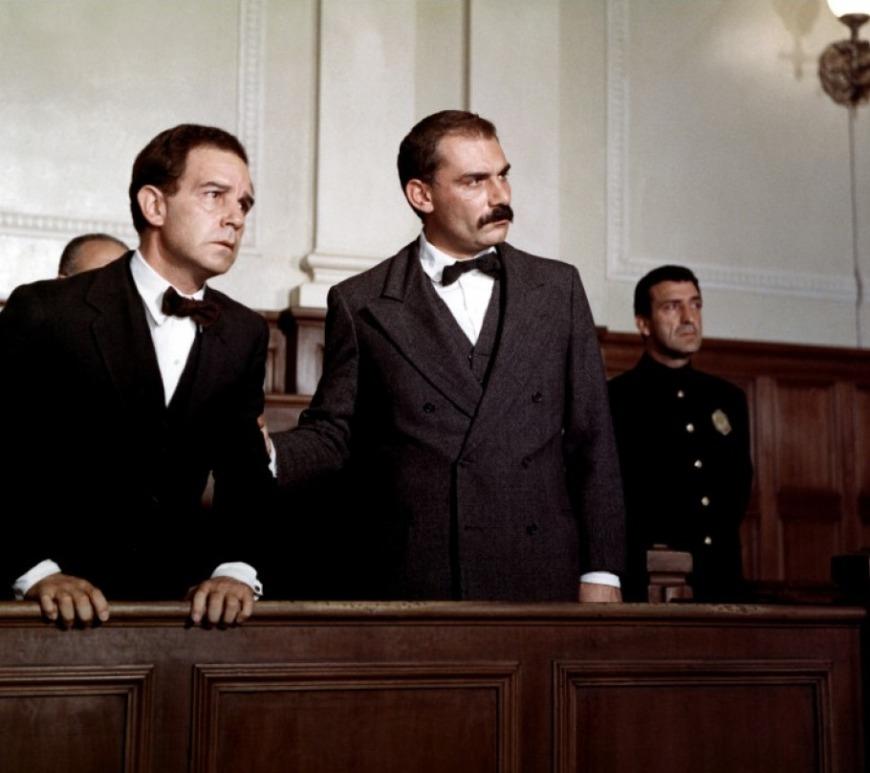 Sacco e Vanzetti - CineFatti