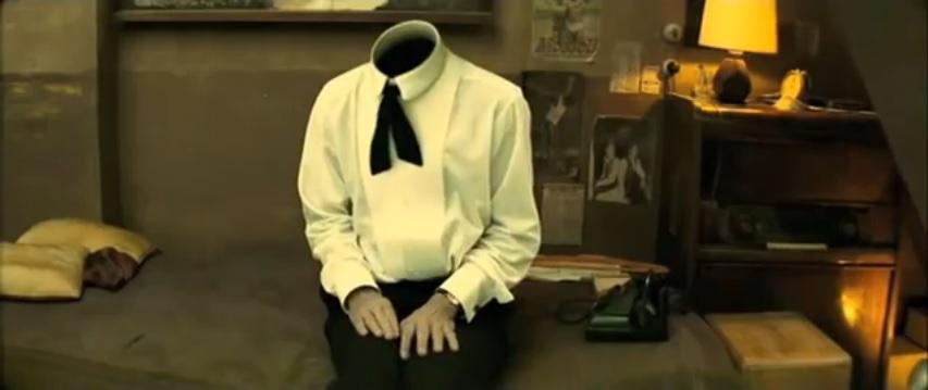L' homme sans tête
