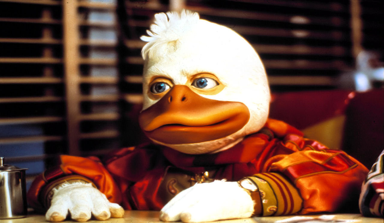 Howard the Duck - CineFatti