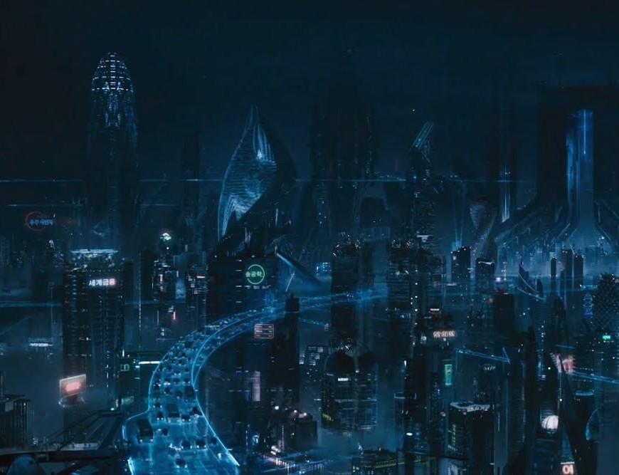 New Seoul - Top 10 cinema Sci-Fi