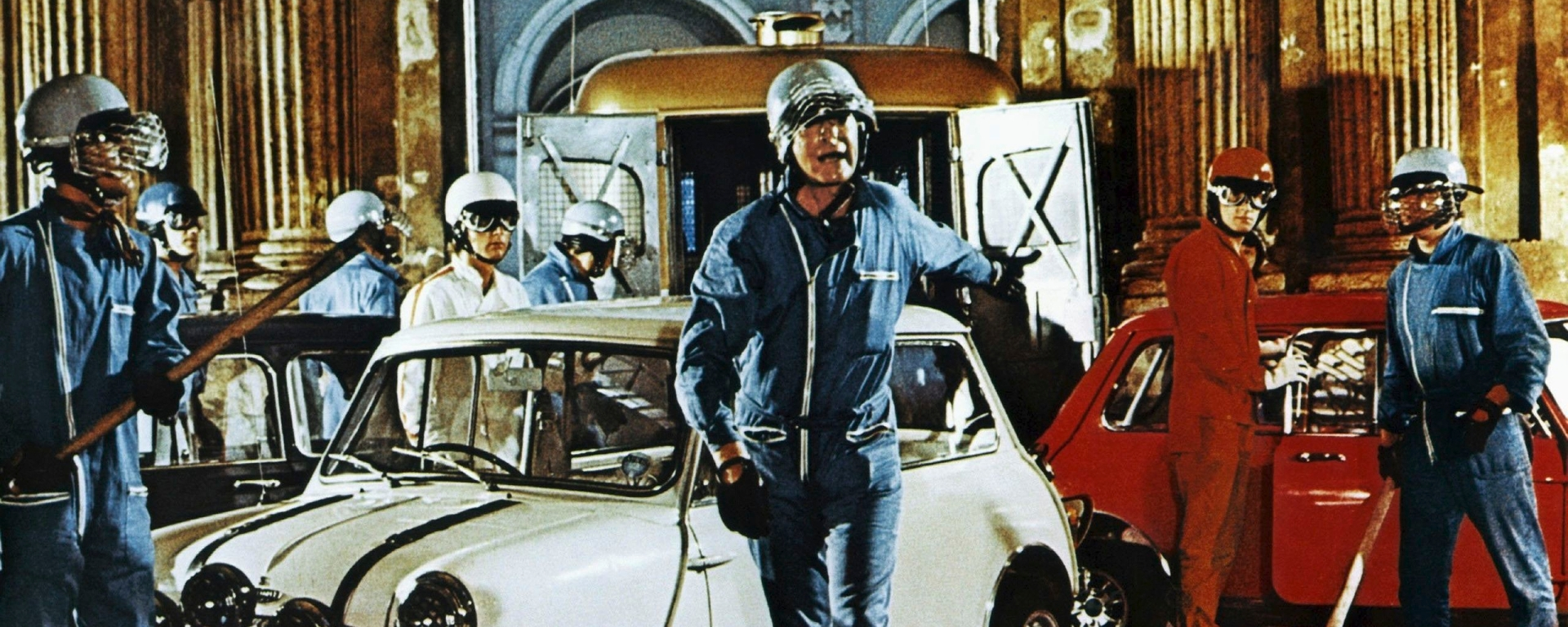Un colpo all'italiana - CineFatti