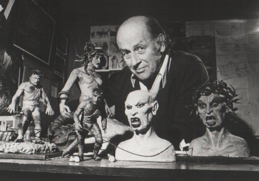 Ray Harryhausen - CineFatti