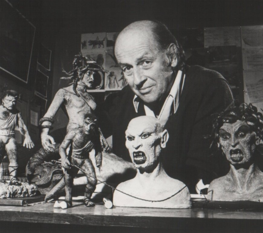 Ray Harryhausen - CineFatti