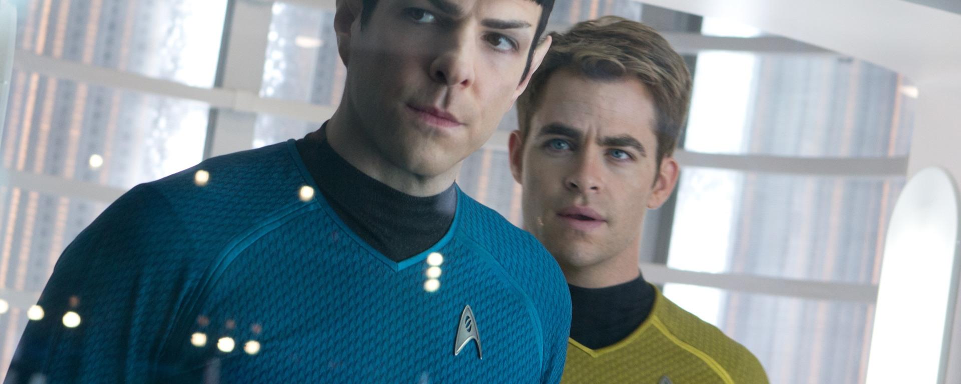 Star Trek Into Darkness - CineFatti