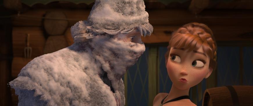 Frozen: Il regno di ghiaccio - CineFatti