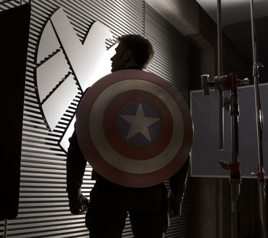 Captain America The Winter Soldier - CineFatti