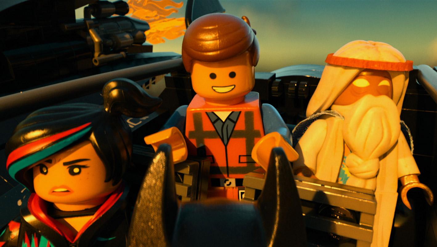 The Lego Movie - CineFatti