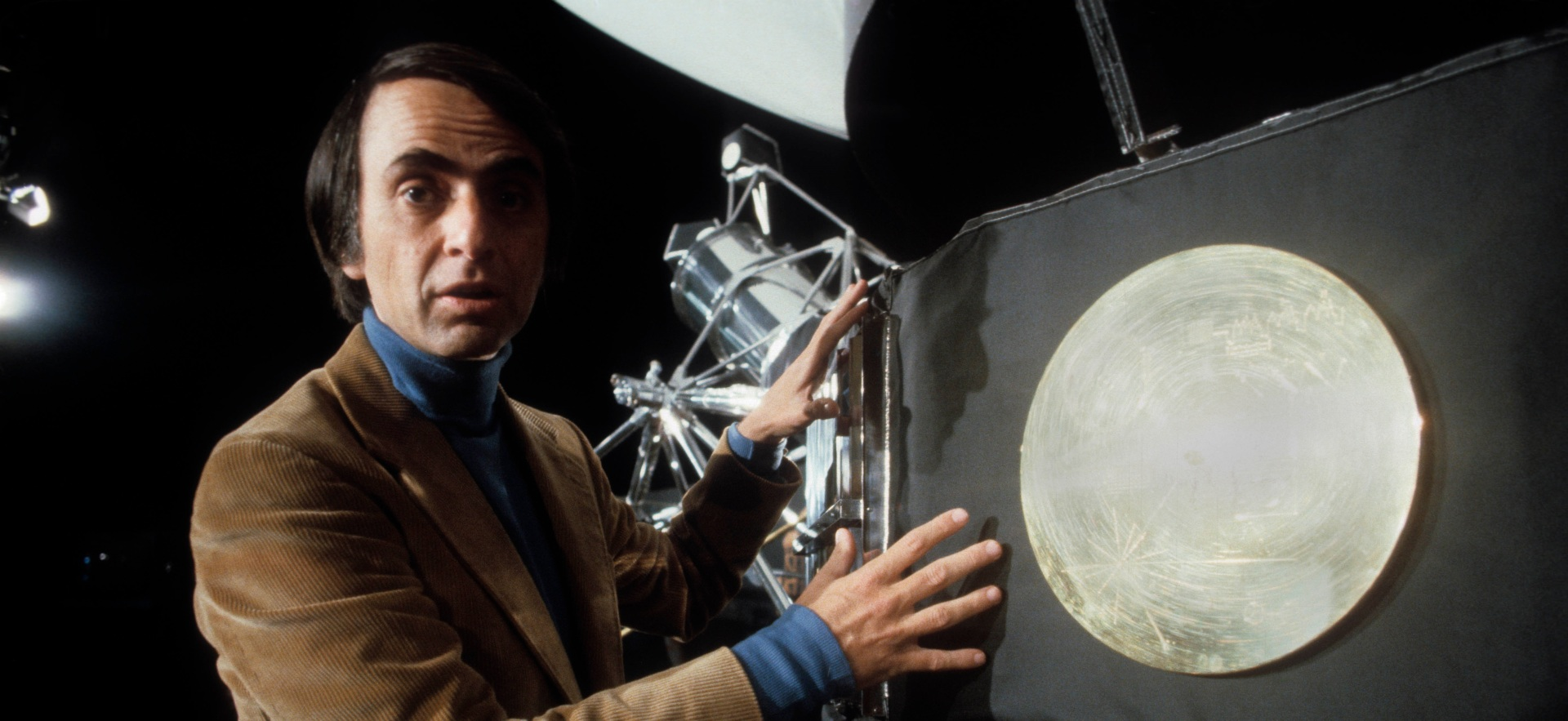 Carl Sagan - CineFatti