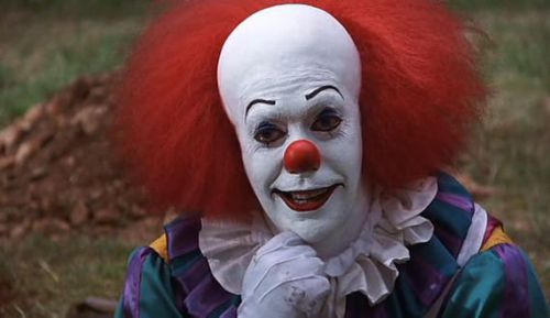 Stephen King's IT with Tim Curry