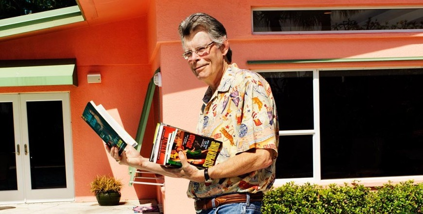 Stephen King for CineKing 2