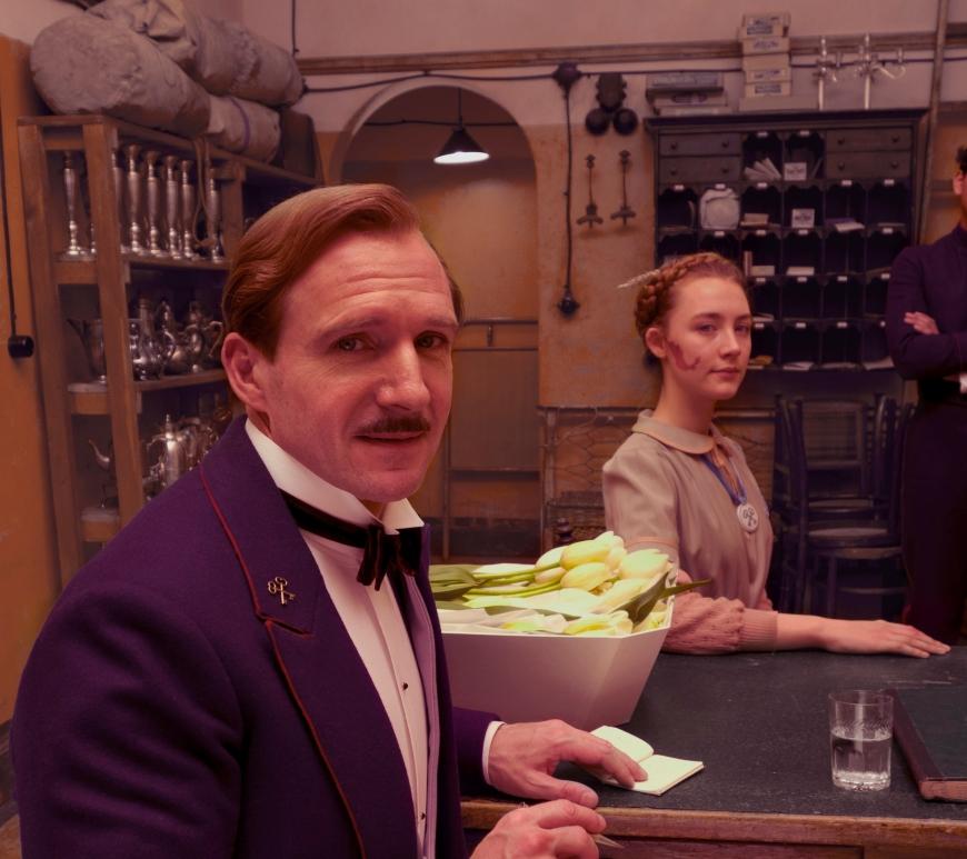 Grand Budapest Hotel - CineFatti