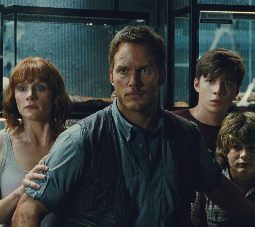 Jurassic World - CineFatti