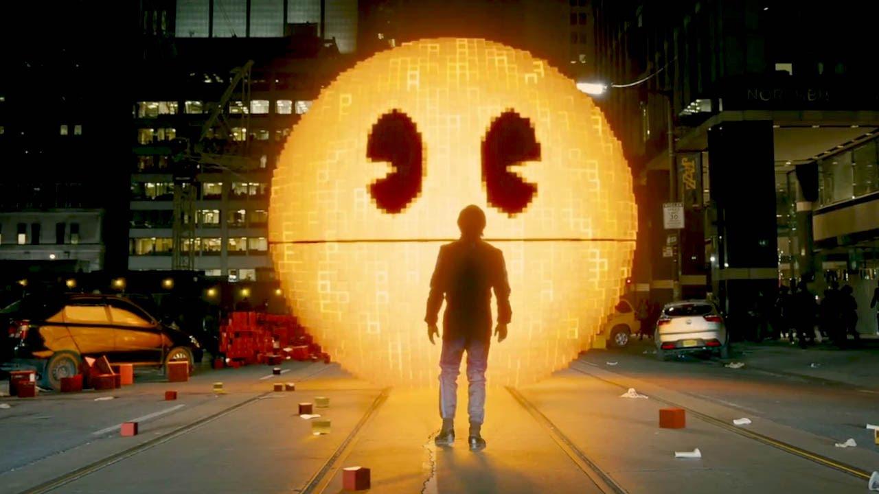 Pixels - CineFatti