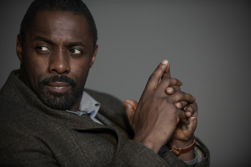 Elba in the Stephen King's Dark Tower