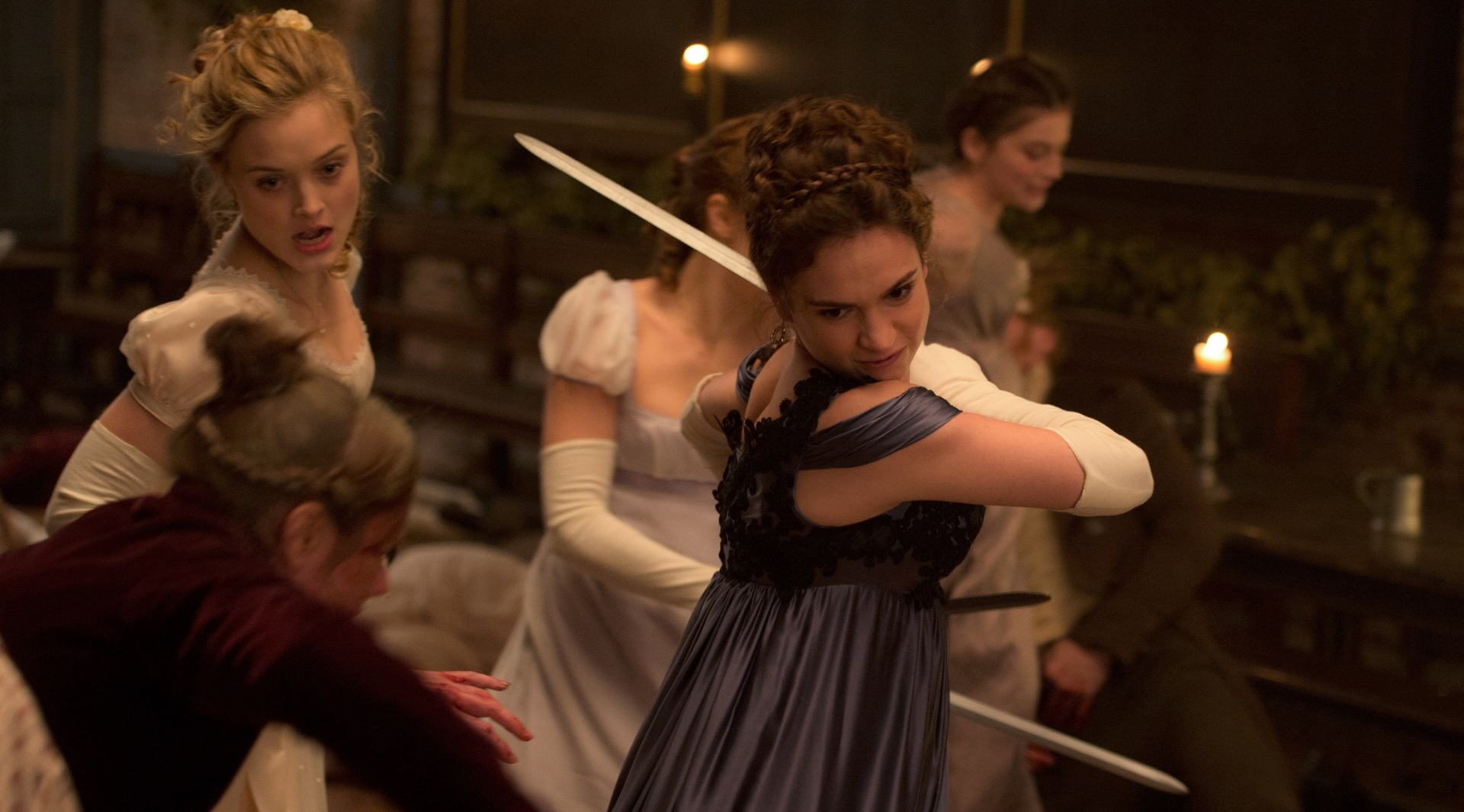 PPZ - Pride and Prejudice and Zombies - CineFatti