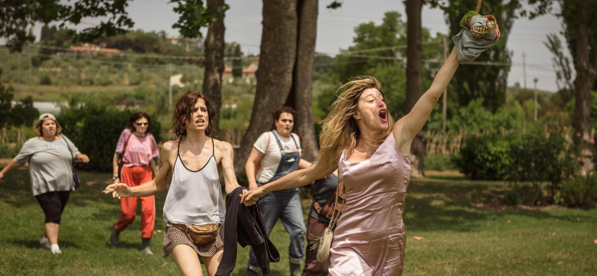 La pazza gioia - CineFatti