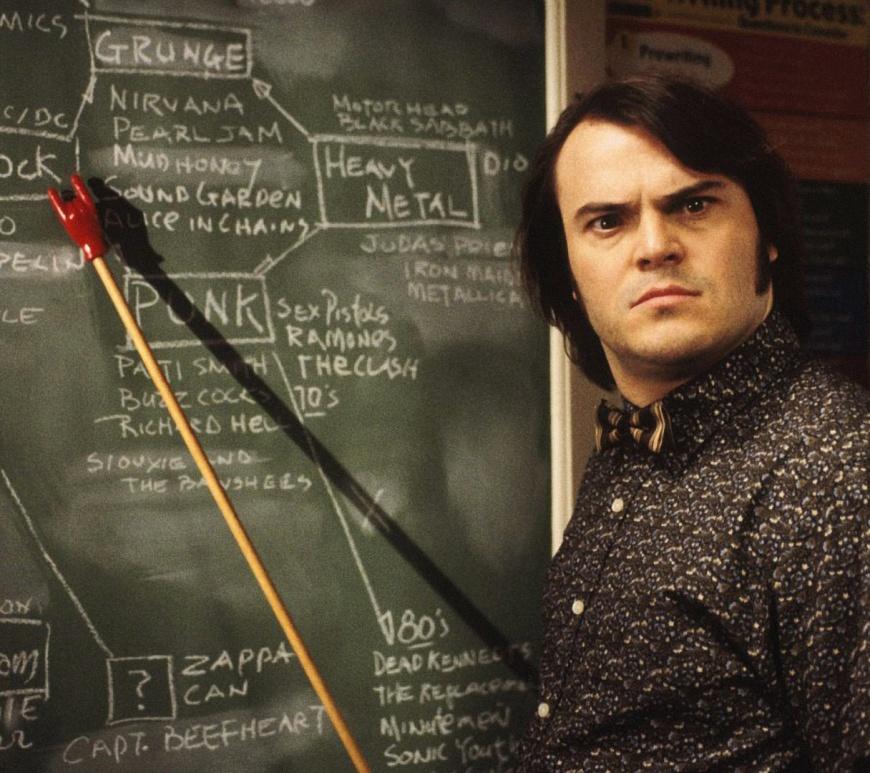 School of Rock - CineFatti