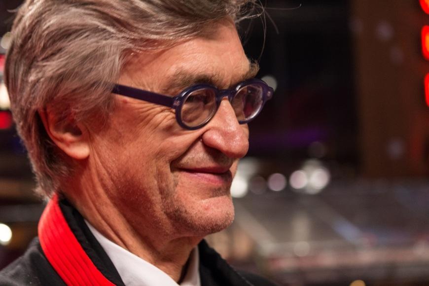 Wim Wenders at Berlinale - CineFatti