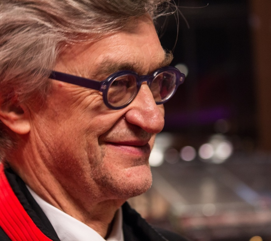 Wim Wenders at Berlinale - CineFatti