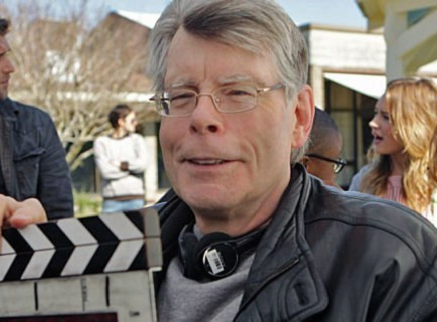 Stephen King Going to the Movies