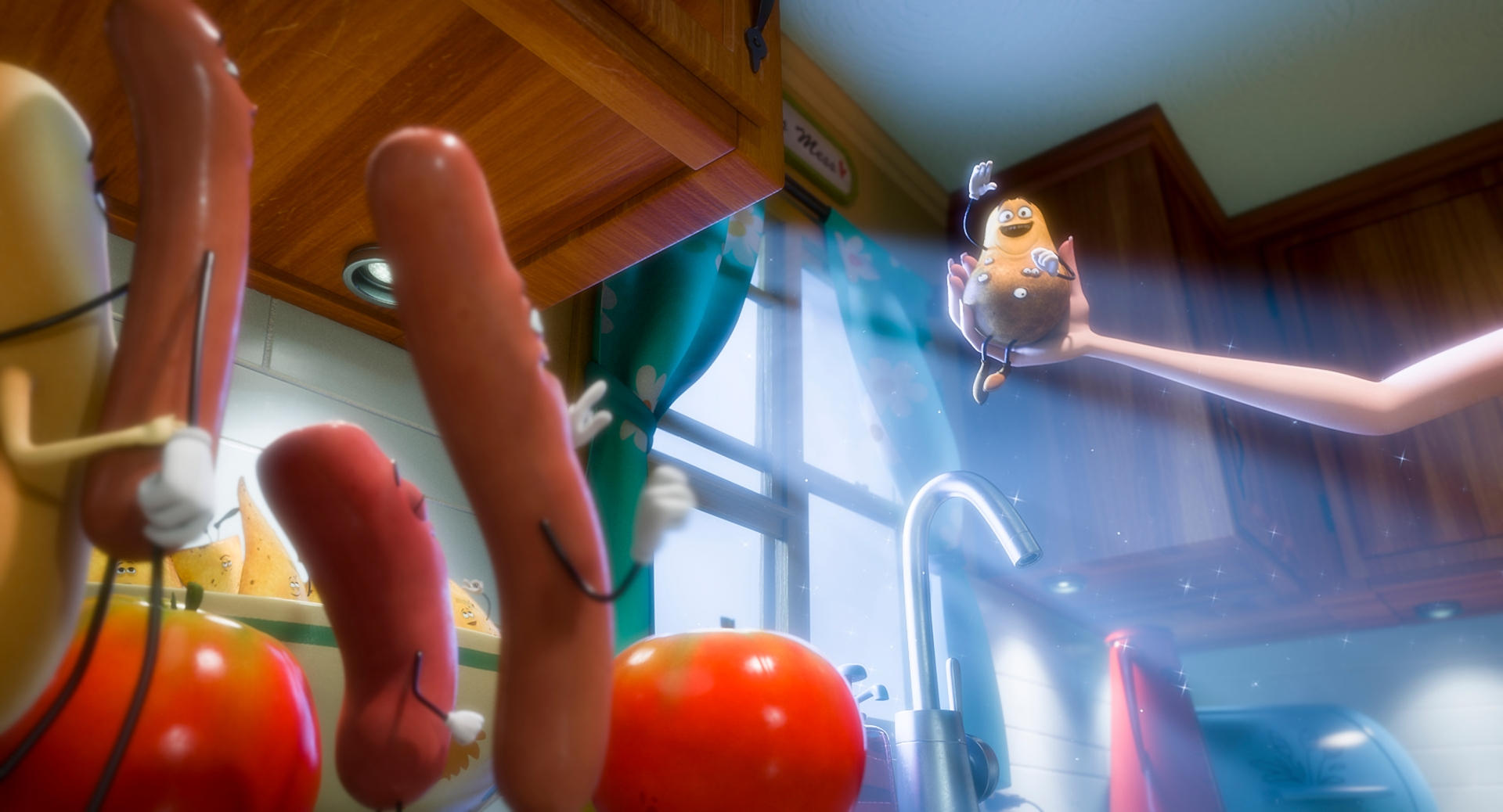 Sausage Party - CineFatti