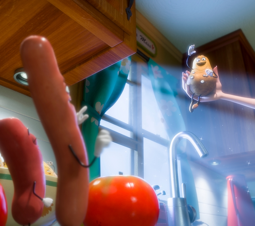 Sausage Party - CineFatti