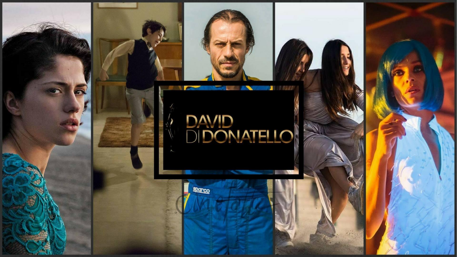 David di Donatello 2017 - CineFatti
