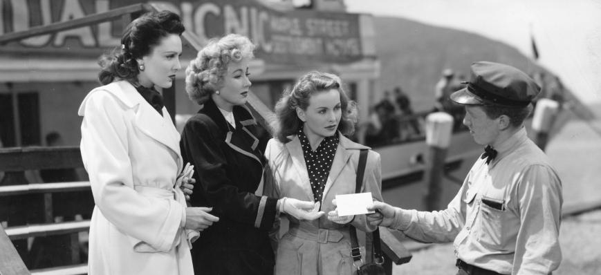 Lettera a tre mogli - CineFatti