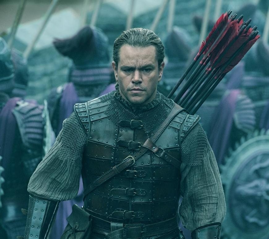 The Great Wall - CineFatti