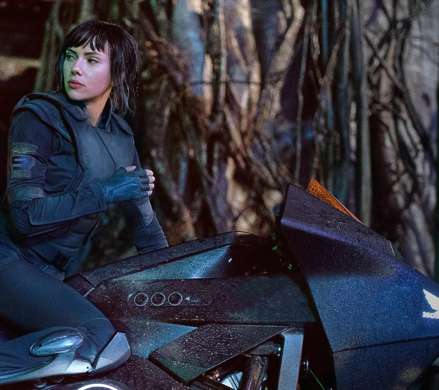 Ghost in the Shell - CineFatti