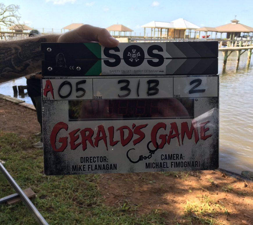 Il gioco di Gerald - Stephen King - CineKing - CineFatti