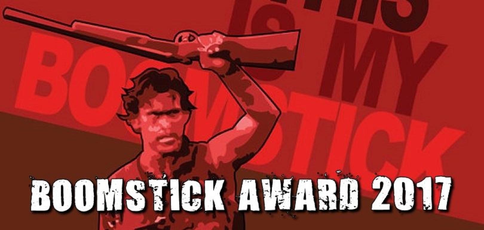 Boomstick Award 2017 - CineFatti
