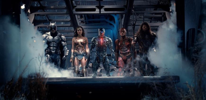 Justice League - CineFatti