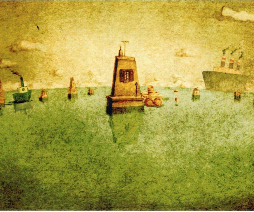 La casa dei piccoli cubi - CineFatti