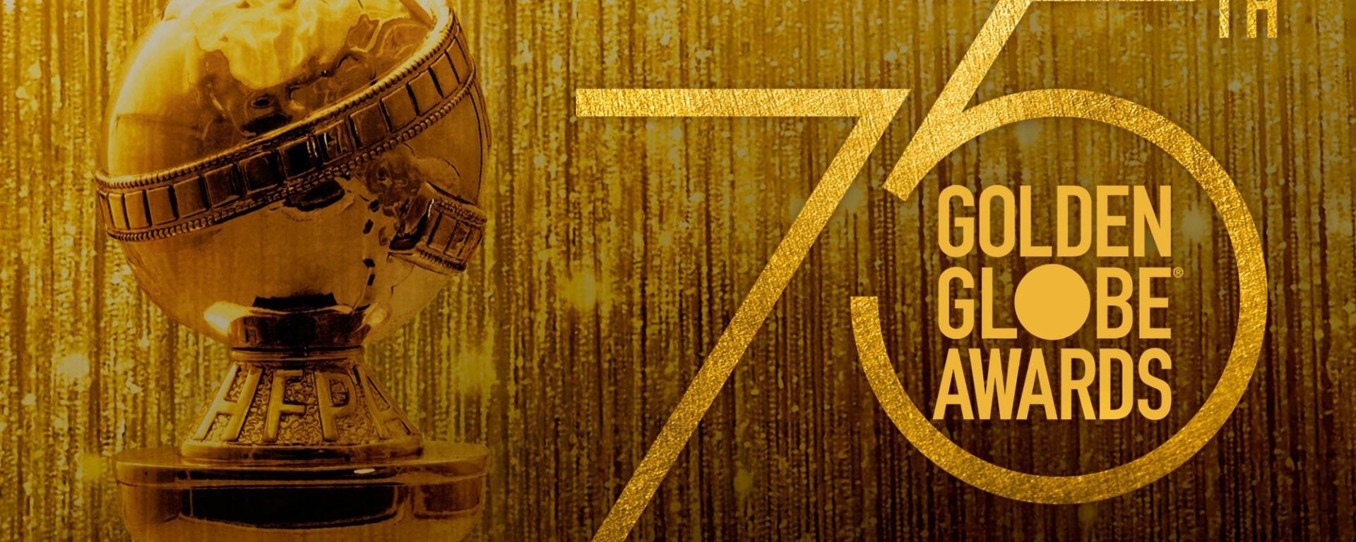 Golden Globes 2018 - CineFatti