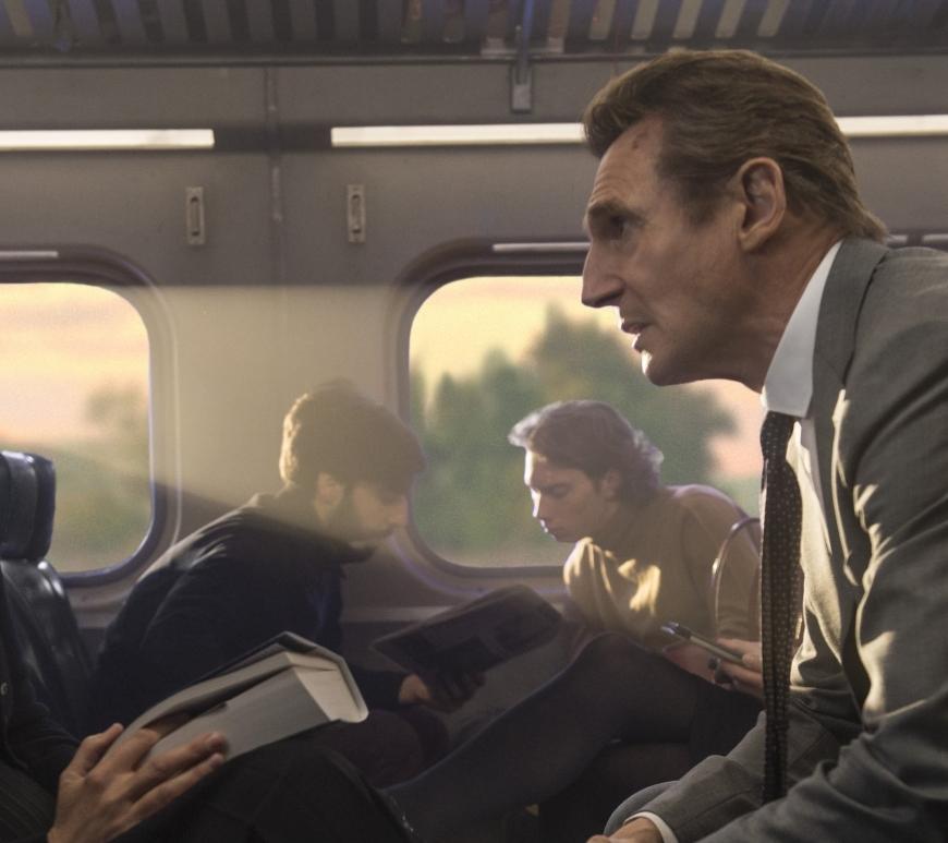 L'uomo sul treno - CineFatti