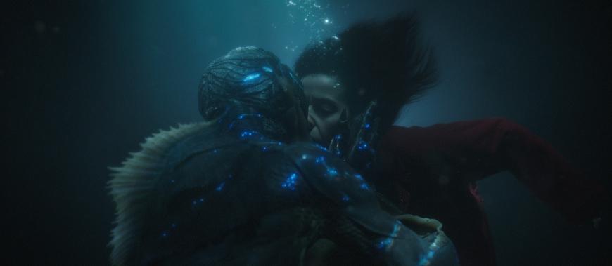 La forma dell'acquea - CineFatti