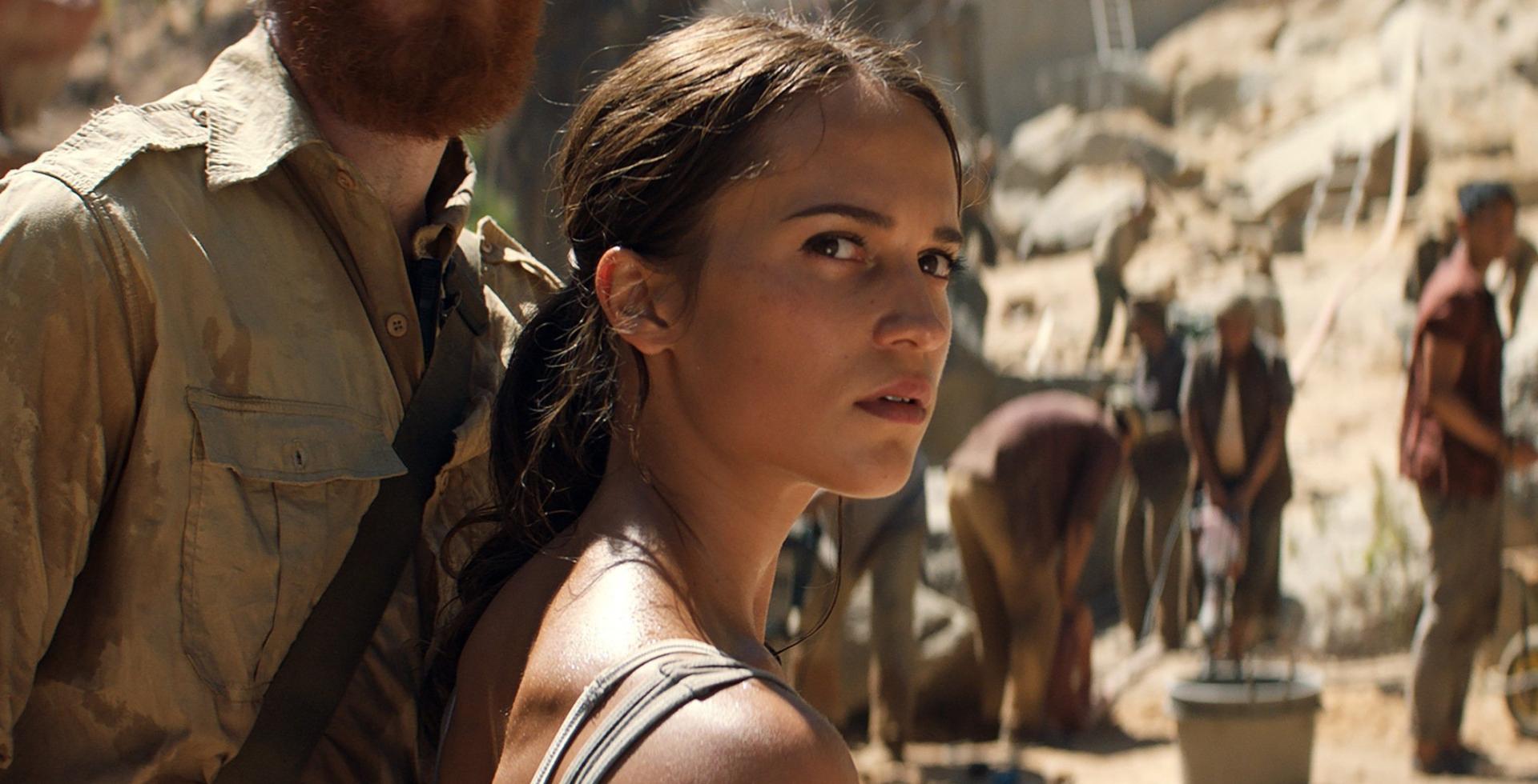 Tomb Raider - CineFatti
