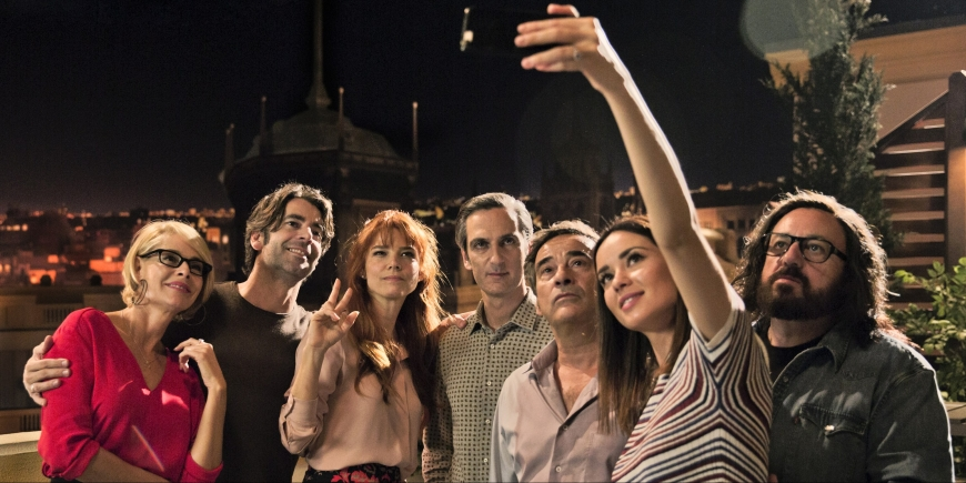 Perfectos Desconocidos - CineFatti