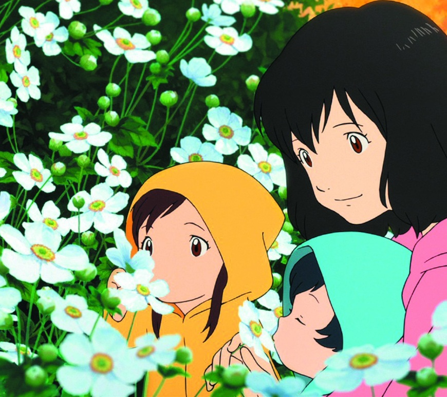 Wolf Children - CineFatti