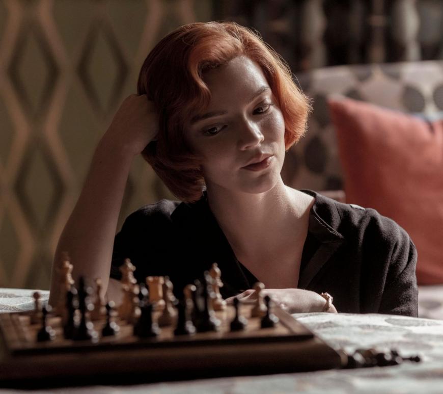 The Queen's Gambit, La regina degli scacchi - CineFatti