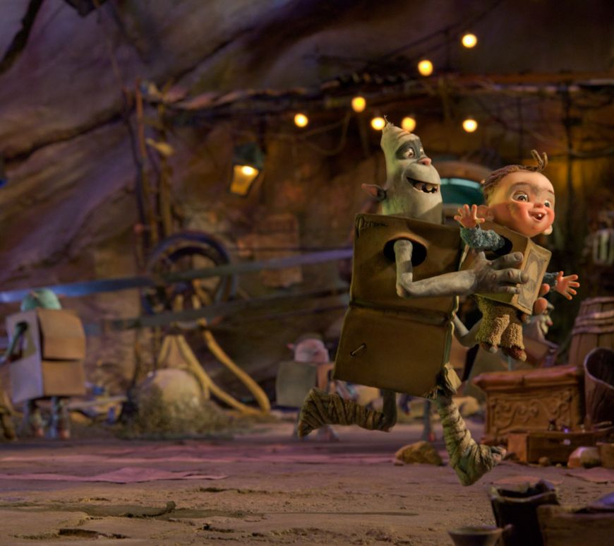The Boxtrolls - CineFatti